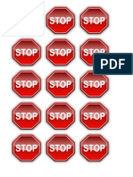 stop signs 12 per page