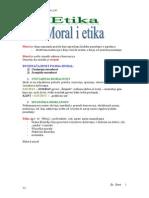 Etika - 2.razred