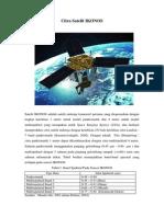 citra satelit ikonos map