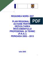 Prai Nord Est 2005 2013