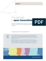 The Next Step in Open Innovation