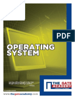 GATE Operating System Book