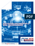 GATE Software Engineering & Web Technology Book