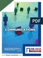 GATE Communications Book