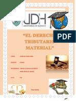 Derecho Tribuario Material