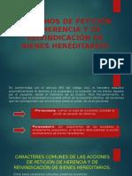 Derechos de Petición de Herenciafhgvfgf