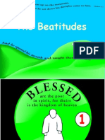 Beatitudes 1 Blessed Are the Poor in Spirit