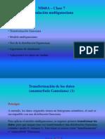 Clase 7 Simulacion - Modelo Multigaussiano