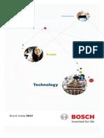 Bosch Today 2012