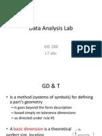 Basic GD&T - Datums