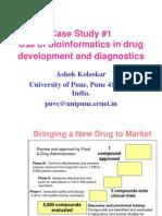 Bioinformatics Drug Design
