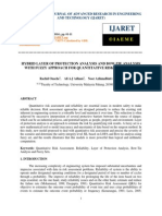 Hybrid Layer of Protection Analysis and Bow Tie Analysis With Fuzzy Approach for Quantitative Risk Assessment