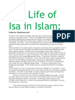 The Life of Isa in Islam