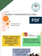 Higiene y Prevención Oculares
