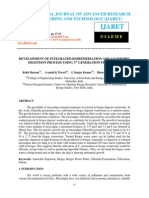 Development of Integrated Bioremediation and Anaerobic Digestion Process Using