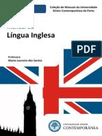 Manual de Inglês (Preview) - Marta Loureiro Dos Santos - Edições da Universidade Sénior Contemporânea