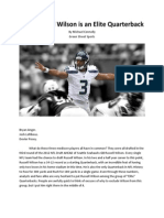 why russell wilson is an elite quarterback