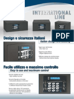 Italian design and security ITA
