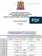 Gestão de Projeto - 2014 - Aula - Gestão de Custos
