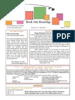 2011-03 Book Arts Roundup