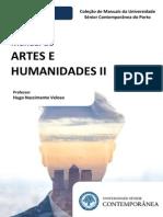 Manual de Artes e Humanidades II (Preview) - Hugo Nascimento Veloso- Edições da Universidade Sénior Contemporânea