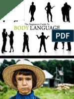 Body Language of Human Beings