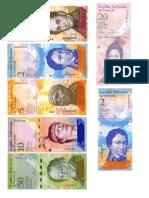 Moneda Nacional de Venezuela