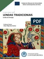 Manual de Lendas Tradicionais (Preview) - Artur Filipe Dos Santos - Edições Universidade Sénior Contemporânea