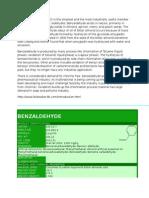 Benz Aldehyde
