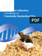 JAX Handbook on Genetically Standardized Mice