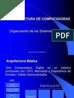 ARQ1( Organizacion de Los Sistemas de Computo)