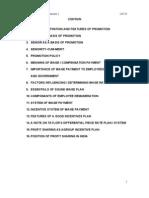 COMPANSATION MANAGEMENTs
