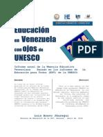Educación en Venezuela con ojos de UNESCO 2014.pdf