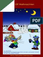 """Leseprobe Kinderbuch """"109 Weihnachten"""""""