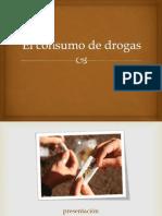 El consumo de drogas.pptx
