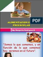 Alimentacion en El Preescolar
