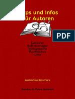 Tipps und Infos für Autoren (2. Auflage)