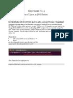 e04 DNS Server