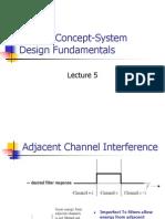 Cellular Concept-System Design Fundamentals