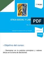 11. Etica Social y Laboral