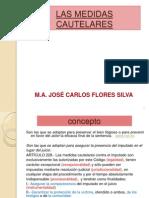 Medidas Cautelares - Procesal penal