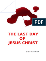 Last Day of Jesus Christ