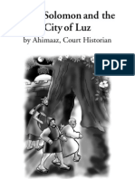 King Solomon and the City of Luz
