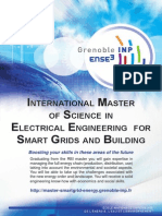 Master Electrical Engineering Web Fev2013