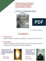Exposicion Termoquimica