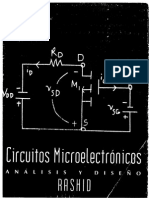 Circuitos Microelectronicos - Rashid