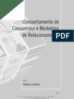 Premissas e Perspectivas a Respeito Do Consumidor(1)