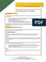 Evaluation Du Personnel