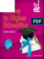 Access to Higher Education Brochure (1)