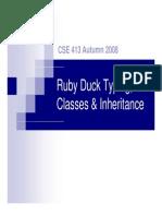 5 Ruby Ducks